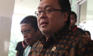 Menteri Perencanaan Pembangunan Nasional/Kepala Bappenas, Bambang Brodjonegoro. Foto Andika/Nusantaranews