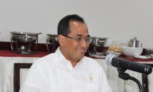 Menteri Perhubungan RI Budi Karya Sumadi. Foto AndikaNusantaranews