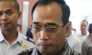 Menteri Perhubungan(Menhub) Budi Karya Sumadi. Foto Andika