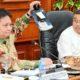 Menteri Perindustrian Airlangga Hartanto tunjukkan Cangukul/Foto: Dok. Humas Kemenperin