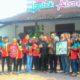 Foto Bareng Ibas di rumah makan, Jalan Ir Juanda, Kota Reyog Ponorogo, Senin (7/11)/Foto Nur Chlolis