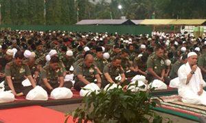 Panglima TNI Jenderal Gatot Nurmantyo Gelar Istighosah dan Do'a Bersama di Monas. Foto Dok. Mega Silvia