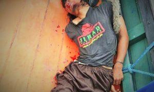 Pelaku Bom Samarinda/Foto: Dok. Metro-Online