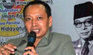 Pengaamat politik dari Indonesian Public Institute (IPI) Karyono Wibowo/Foto: dok. konfrontasi