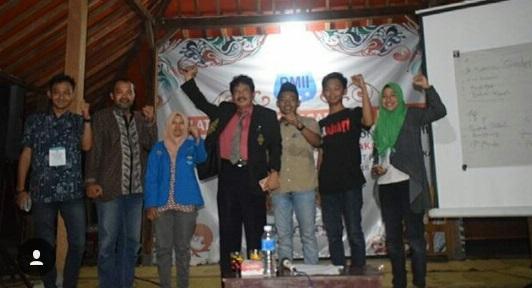 Pergerakan Mahasiswa Islam Indonesia (PMII) Cabang DIY, kembali menggelar Pelatihan Kader Dasar Raya (PKD Raya). Foto Dok. Pribadi