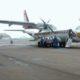 pesawat terbang tipe CN235-220M Multi Purpose Aircraft buatan PT Dirgantara Indonesia (PTDI)/Foto: Dok. Kompas.com
