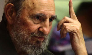 Pimpinan Revolusi Kuba Fidel Castro. Foto Dok. Time