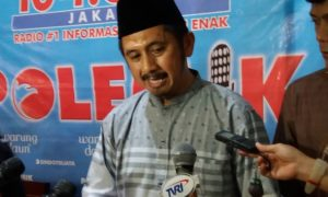 Sekjen MUI Muhammad Zaitun Rasmin. Foto Fadhilah/Nusantaranews