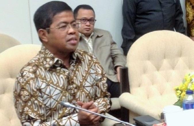Pelaksana Tugas (Plt) Partai Golkar, Idrus Marham. Foto: Dok. NusantaraNews