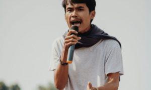 Sekjend LMND, Arif Hidayatullah. Foto Dok. Pribadi