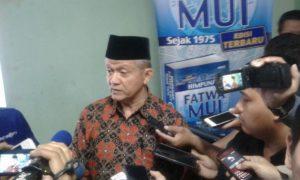 Sekretaris Jenderal Majelis Ulama Indonesia (MUI), Anwar Abbas. Foto Fadhilah/Nusantaranews
