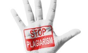 Stop Plagiarisme. Foto Ilustrasi/IST