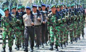 TNI-POlri Bersatu/Foto: Dok. dekandidat.com