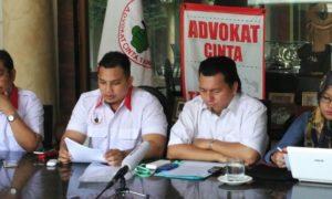 Wakil Ketua Advokat Cinta Tanah Air (ACTA), Ali Lubis. Foto Fadhilah/Nusantaranews