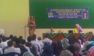 Wakil Ketua Komisi E DPRD Jatim, Suli Da'im. Foto Nurcholis/Nusantaranews