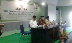 Wasekjen MUI, Sholahuddin Al Aiyubi. Foto Andika/Nusantaranews