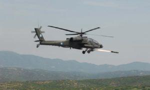Boeing AH 64 Apache 11316/Foto: dok. suwalls