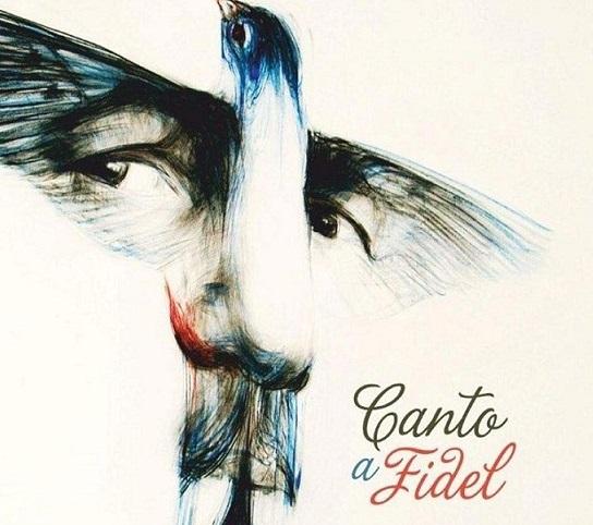 ilustrasi Canto a fidel sebuah puisi Che Guevara untuk fidel castro. Foto Ilustrasi via Radiorebelde