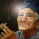 "Lukisan ""Lelaki Tua Teladan""/Foto via wafimuhaimin.wordpress.com"