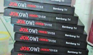 """Buku """"Jokowi Undercover"""" Karya Bambang Tri/Foto: Dok. Pribadi (fb bt)"""