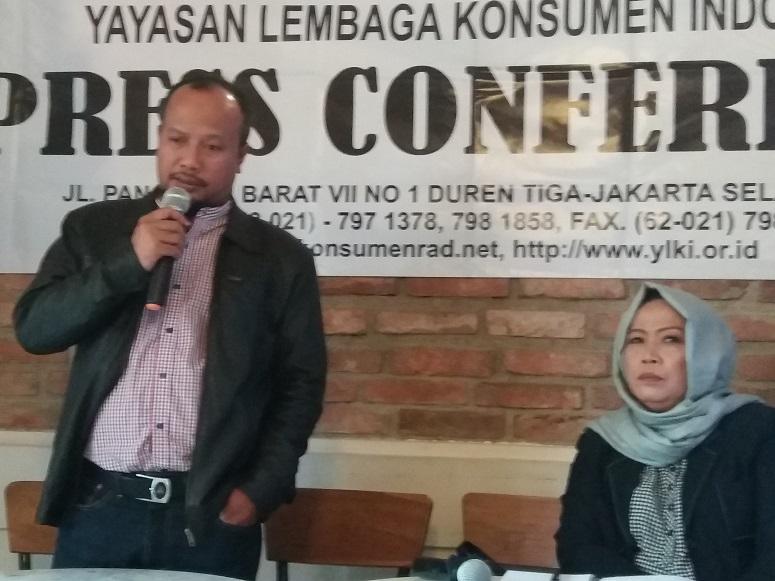 Talkshow 'Menyoal Tingkat Keamanan Pada Buah', di Jakarta, Senin, (5/12/2016)/Foto Fadilah / NUSANTARAnews