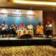 Wakil Ketua Baleg DPR RI, Firman Soebagyo dalam alam diskusi publik bertajuk 'Mengkaji Rancangan UU Perkelapasawitan', di Hotel Aryaduta, Jakarta Pusat, Rabu, (14/12/2016)/Foto Fadilah /NUSANTARAnews