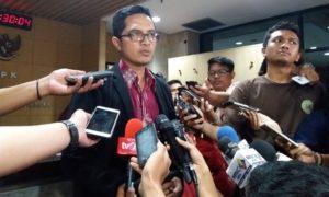 Juru Bicara Komisi Pemberantasan Korupsi (Jubir KPK), Febri Diansyah/Foto Fadilah/NUSANTARAnews