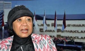 Adik Gus Dur, Lily Wahid. Foto via Kabarsiang