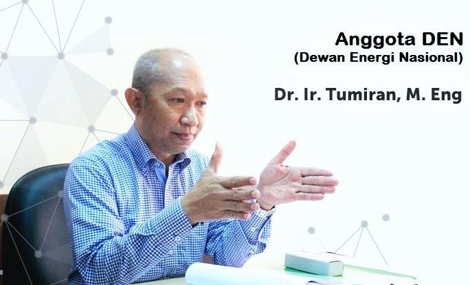 Anggota Dewan Energi Nasional (DEN) Tumiran/Foto : Dok. careernews.id