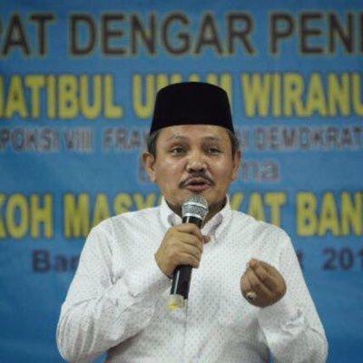 Anggota Komisi VIII Fraksi Partai Demokrat, Khatibul Umam Wiranu. Foto Dok. Pribadi