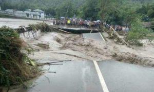 Banjir Bandang Bima, NTB. Foto via tempo.co