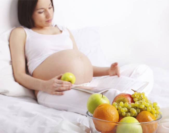 Buah untuk kesehatan ibu hamil. Foto/ilustrasi/istimewa/Nusantaranews