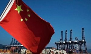 Cina dan jalur indutri produksinya mendunia. Foto Ilustrasi/IST