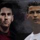 Cristiano Ronaldo dan Leonel Messi. Foto ilustrasi/IST