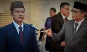 Sesana Jubir, Febri Diansyah Dinilai Selabel Johan Budi/Foto Ilustrasi SelArt/Nusantaranews