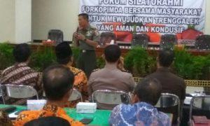 Forkopimda Kabupaten Trenggalek Menyelenggarakan Acara Silaturohim. Foto Dok. Pribadi