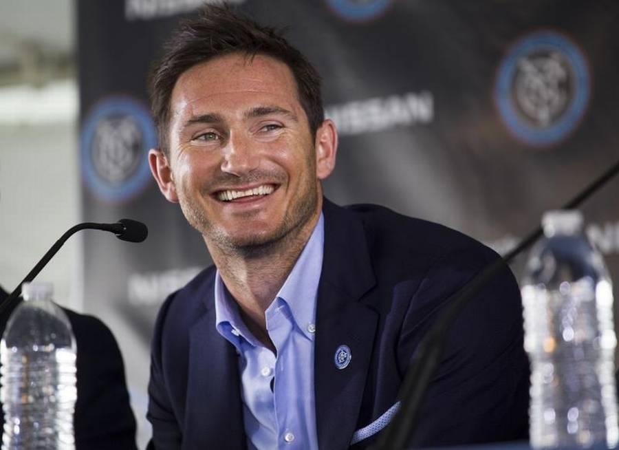 Frank Lampard Tak sabar ingin bergabung kembali ke Chelsea. Foto/IST