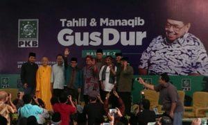 Haul Gus Dur Oleh DPP PKB. Foto Hatim/Nusantaranews