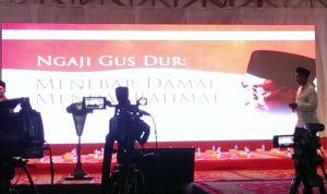 Haul Gus Dur ke-7, Menebar Damai Menuai Rahmat. Foto Hatim/Nusantaranews