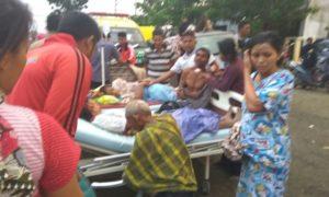 Penanggulangan Sementara Korban gempa bumi yang menimpa Aceh/Foto Istimewa