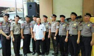 Orang-orang China yang jadi Pengurus Ormas FBI (Front Bhayangkara Indonesia)/Foto Istimewa