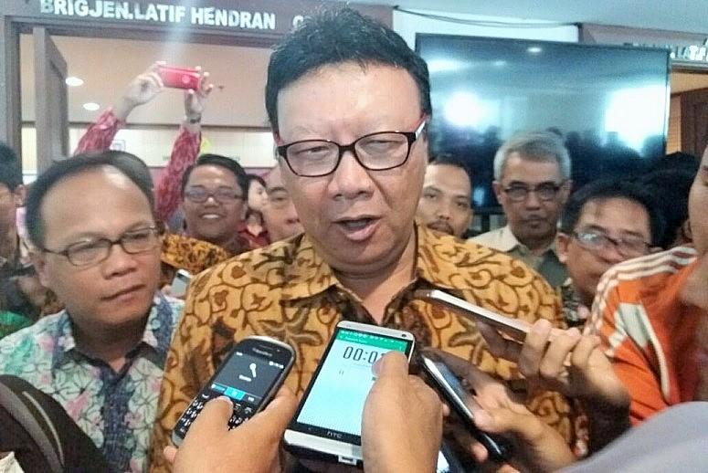 Menteri Dalam Negeri (Mendagri) Tjahjo Kumolo /Foto Fadilah /NUSANTARAnews