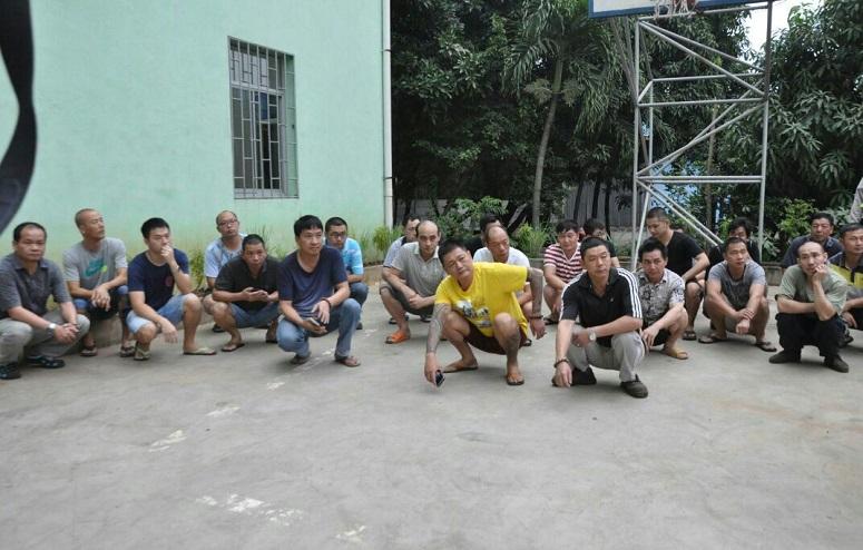 TKA Asing Asal Tiongkok di Bogor saat disidak Menaker M. Hanif Dakhiri/Foto : Dok. Humas Kemnaker
