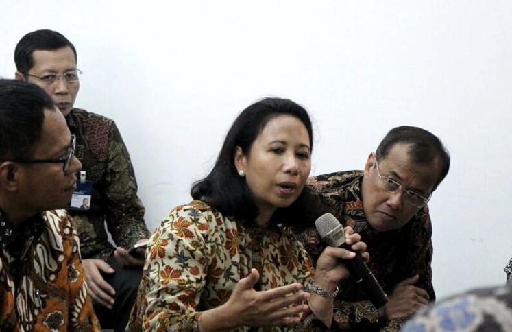 Menteri Badan Usaha Milik Negara (BUMN) Rini Soemarno/Foto Andika /NUSANTARAnews