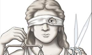 Ilustrasi penegakan hukum di Indonesia. Foto Ist