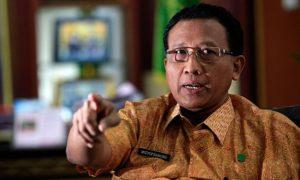 Jaksa Agung Muda Pengawasan (Jamwas) Kejaksaan Agung, R. Widyo Pramono. foto via tempo