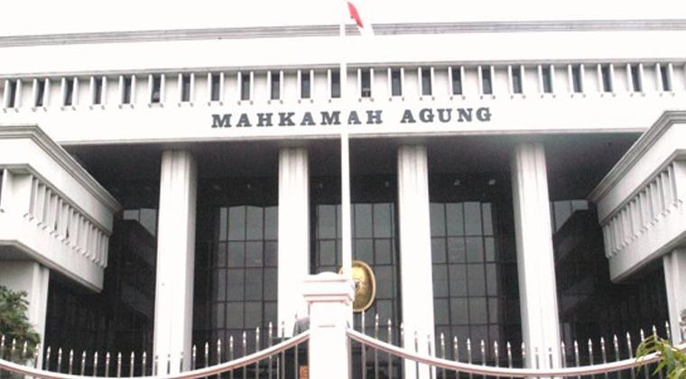 Kantor Mahkamah Agung (MA). Foto ISt