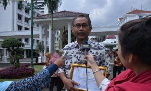 Kepala Biro Pemberitaan Parlemen Sekretariat Jenderal DPR, Djaka Dwi Winarko. Foto Dok DPR RI