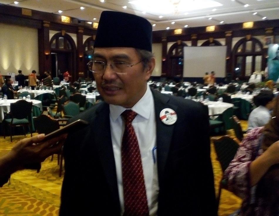 Ketua Dewan Kehormatan Penyelenggara Pemilu (DKPP) Jimly Asshiddiqie. Foto Romandhon/Nusantaranews