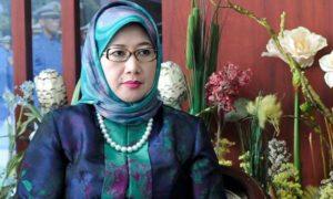 Ketua Fraksi PPP Reni Marlinawati. Foto via edunews